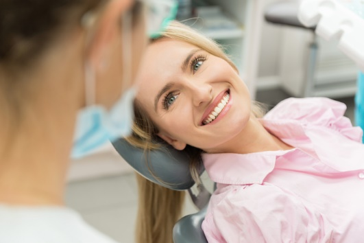 Dentist serving Breckenridge provides personalized care for the whole family.